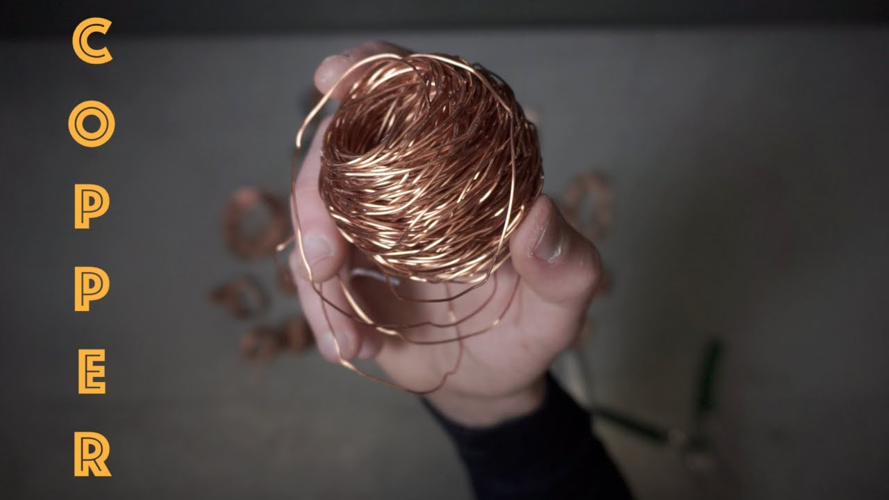 HOW TO MAKE MONEY SELLING SCRAP COPPER WIRE: Scrapping Copper Wire From A Transformer For Money
