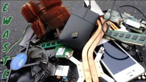 A Day In The Life Of Owning And Operating An Ewaste Recycling Business In USA